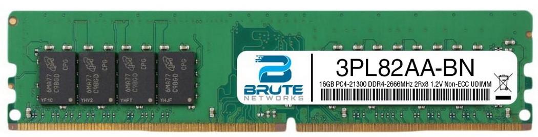 DDR4-2666 ECC RDIMM 16GB 1XD85AA
